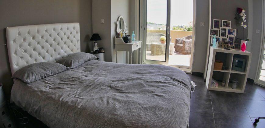 La Londe les maures – Villa à deux pas du centre