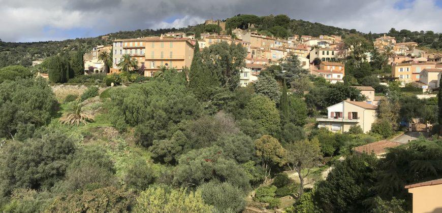 Bormes les Mimosas – haut de villa