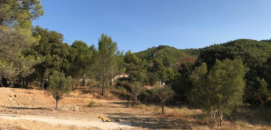 Terrain la Roquebrussanne